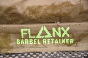 Flanx Barbel Retainer